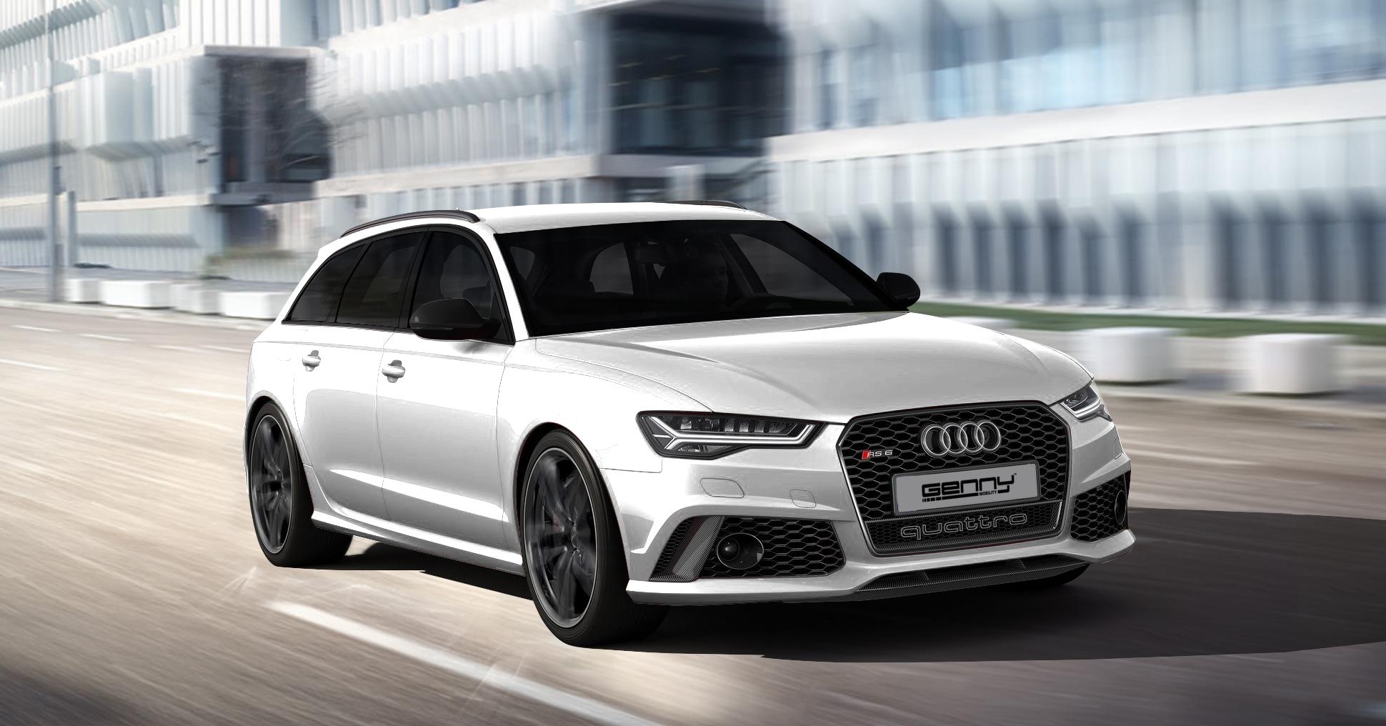 Audi RS6 prova  comando acceleratore satellitare wireless Fadiel AC2002