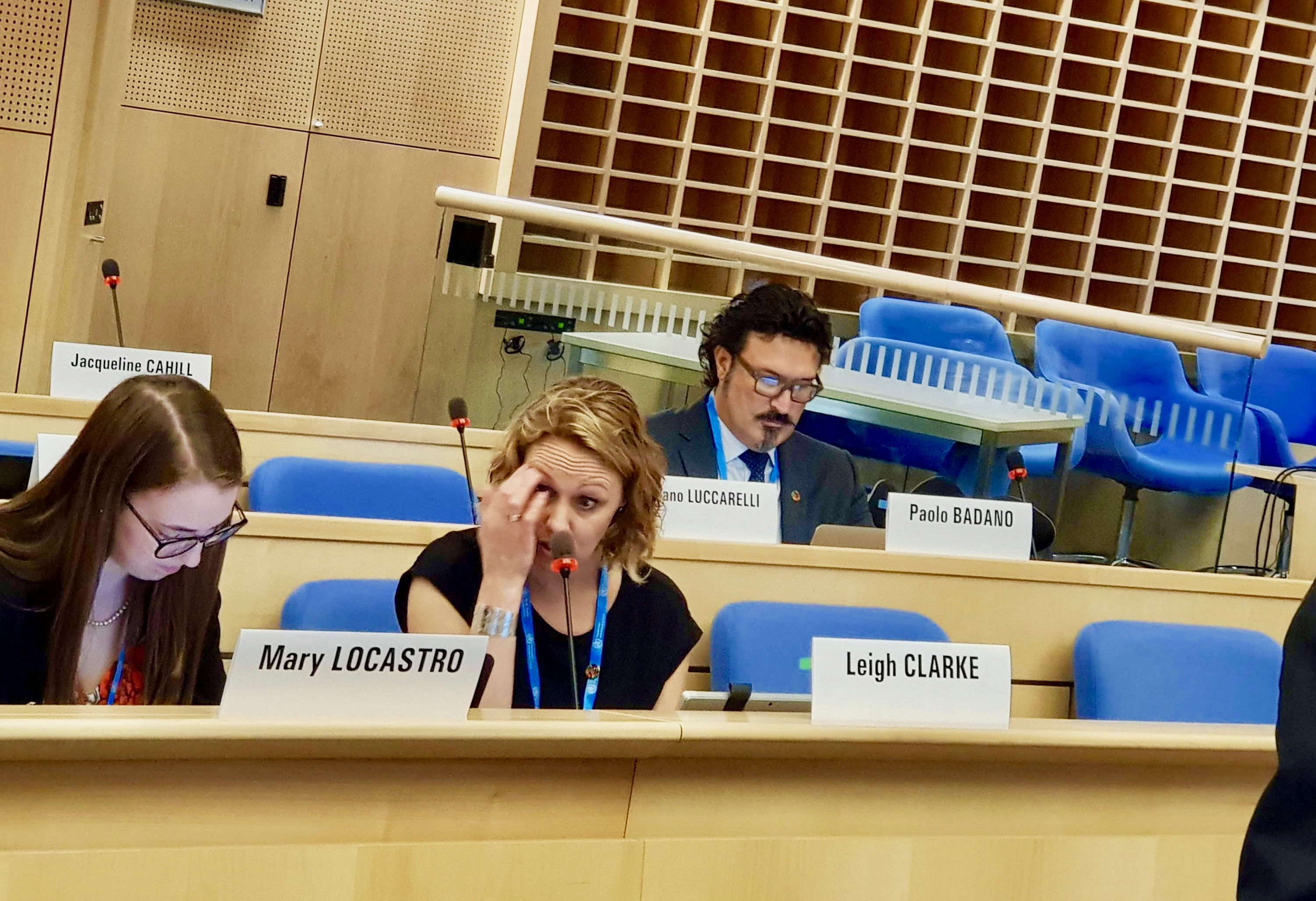 Ho partecipato per  conto dell' Organizzazione Mondiale della Santità alla scrittura del Global Repot per le Assistive Technology 2019